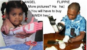 Flippie and Angel